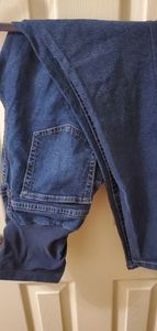 Small maternity jeans